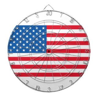 Diana Barras y estrellas de la bandera de los E.E.U.U.