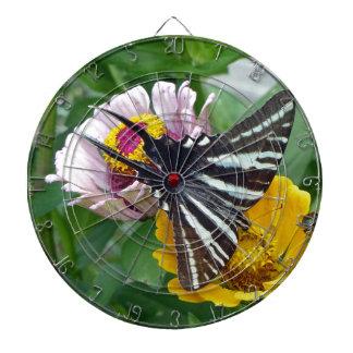 Diana Cebra Swallowtail+Escarabajo japonés