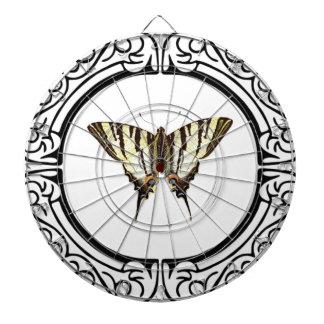 Diana círculo de la mariposa