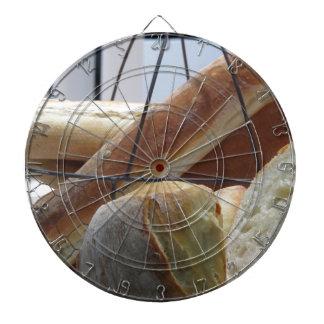 Diana Composición con diversos tipos de pan cocido