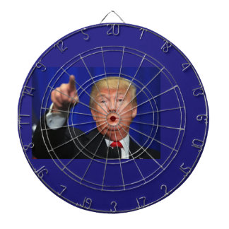 Diana Dartboard de Donald Trump
