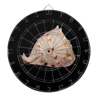 Diana Dartboard de Shell de la concha