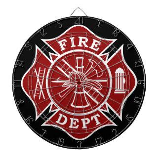 Diana Departamento del fuego/Dartboard de la jaula del
