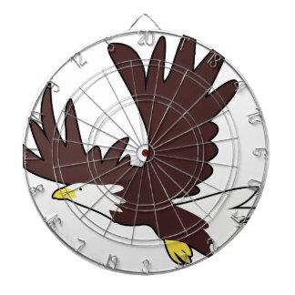 Diana Dibujo animado de Eagle calvo