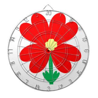Diana Diseño floral del corazón