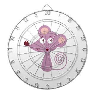 Diana Diseño/ratón de los niños en blanco