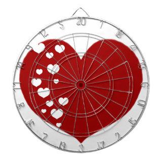 Diana El corazón sigue claro rojo