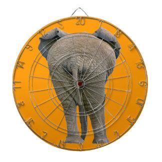 ¡Diana el extremo del elefante de Bull! Tablero Dardos