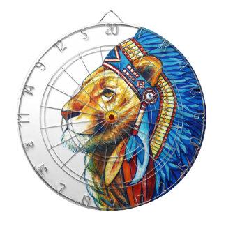 Diana El jefe del león