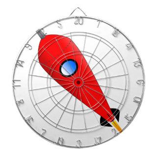 Diana Espacio Rocket rojo