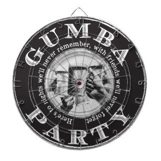 Diana Fiesta de Gumba - logotipo negro