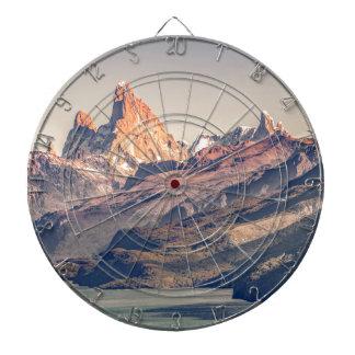 Diana Fitz Roy y Patagonia de las montañas de Poincenot