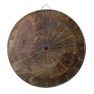 Diana Fondo de madera rústico nudoso de la mirada de Bro