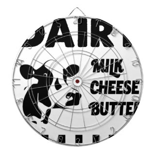 Diana Granja lechera fresca, mantequilla del queso de la