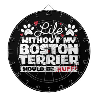 Diana La vida sin mi Boston Terrier sería acerino