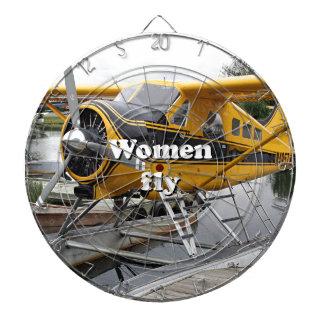 Diana Las mujeres vuelan: avión del flotador, capilla