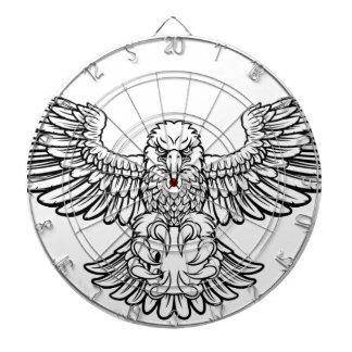 Diana Mascota de los deportes de Eagle que rueda