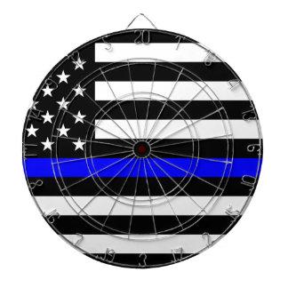 Diana Materia azul de las vidas - la policía de la