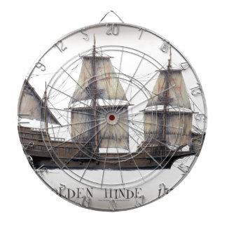 Diana Nave de oro de 1578 Hinde