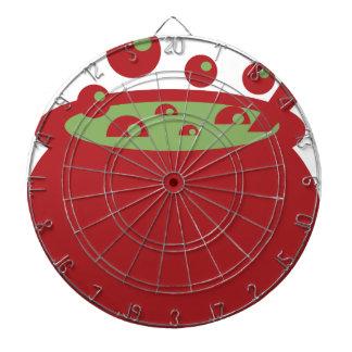 Diana Pote de cocinar rojo y verde