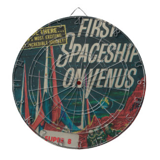 Diana Primera nave espacial en la película del Scifi del