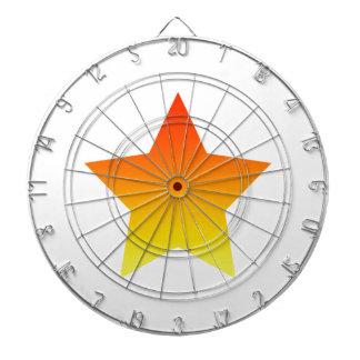 Diana Rojo/estrella anaranjada