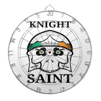 Diana Santo del caballero del día de Irlanda St Patrick
