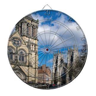 Diana Santo Wilfrids e iglesia de monasterio de York