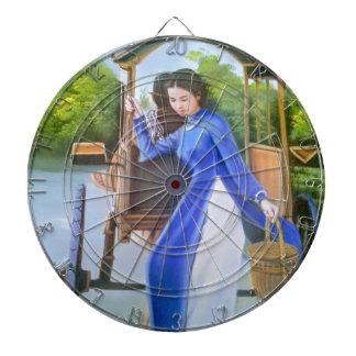 Diana Señora en azul