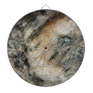 Diana Textura mineral del cuarzo blanco y negro