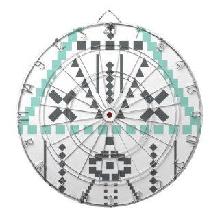 Diana Tótem de Boho, símbolo étnico, Hippie, Azteca,