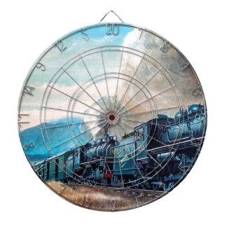 Diana Tren locomotor