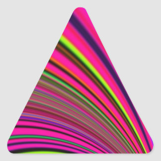 Diapositiva reconstruida colcomanias triangulo
