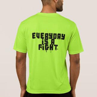 Diaria es una lucha camiseta