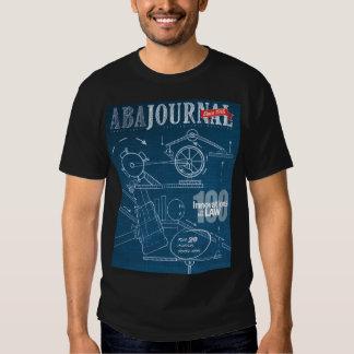 Diario del ABA 100 años de innovación y de la ley Camisetas