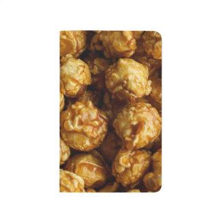 Diario del bolsillo de las palomitas del caramelo