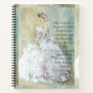 Diario del rezo con la pintura figurada