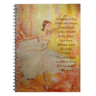 Diario diario  Extravagant el Grace  del rezo Cuaderno