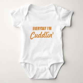 Diario soy bebé divertido de Cuddlin Body Para Bebé