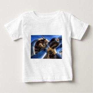 Días anteriores de vuelo camiseta de bebé