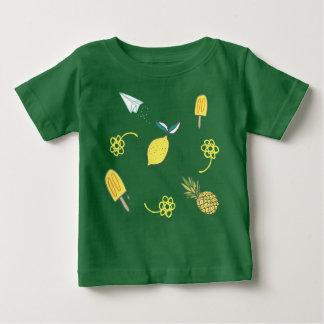 Días de la limonada camiseta de bebé