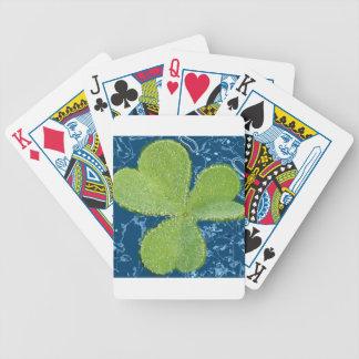 Días del trébol cartas de juego