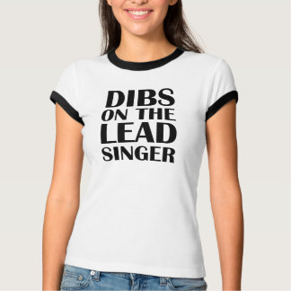 Dibs en la camisa divertida del concierto del