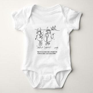Dibujo animado 3348 de la vaca body para bebé