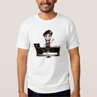 Dibujo animado camisas