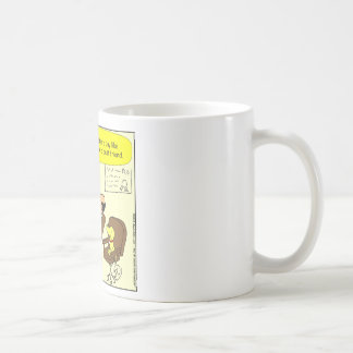 dibujo animado de 272 mejores amigos taza de café
