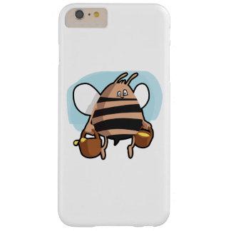 Dibujo animado de la abeja funda barely there iPhone 6 plus