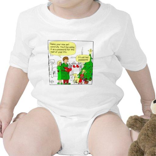 dibujo animado de la contraseña x28 trajes de bebé