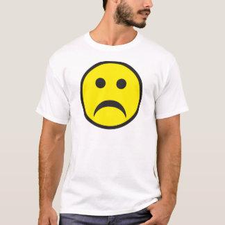 dibujo animado de la danza del delirio de la cara camiseta