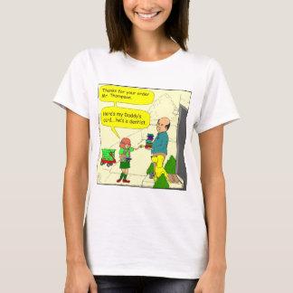 dibujo animado del dentista de 428 girls scout camiseta